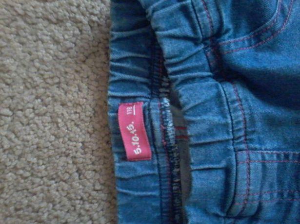 Sukienka i spodnie 5-10-15 rozm. 116