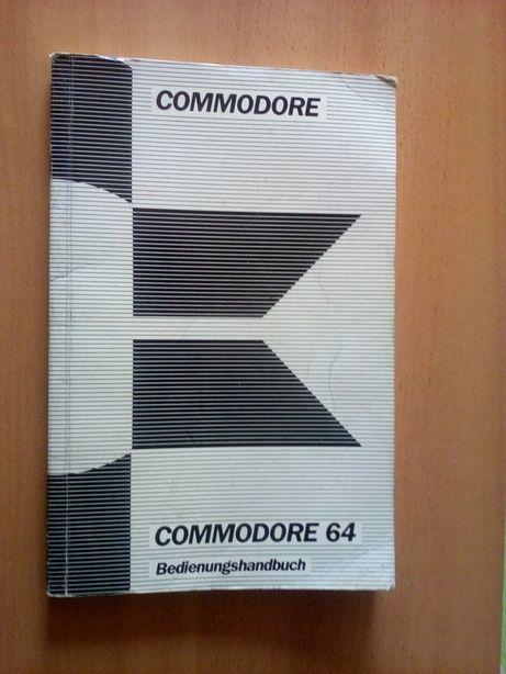 commodore instrukcja