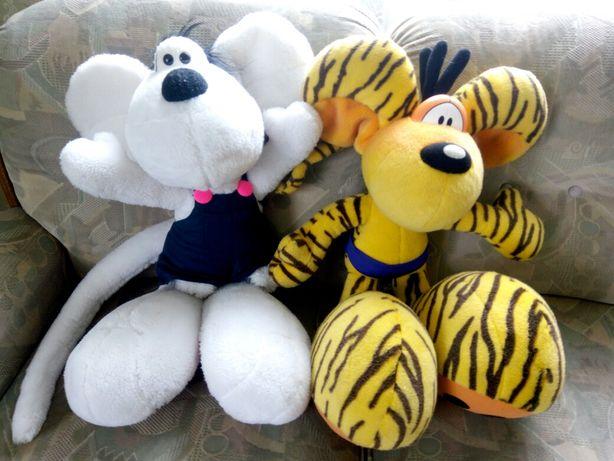 Мягкие большие игрушки
