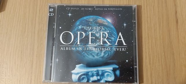 The Best OPERA Album in The World... Ever (2CD)