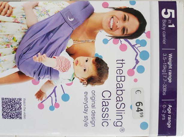 Porta Bebés com 5 posições