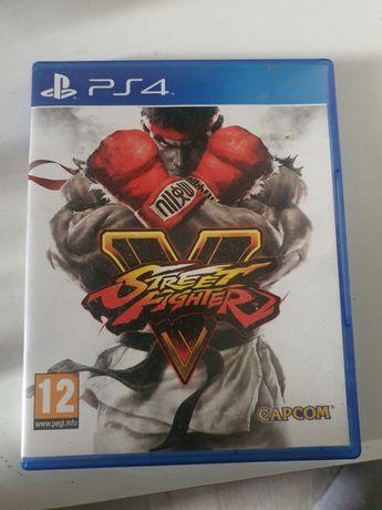Street fighter 5 v ps4