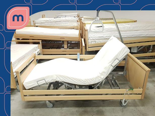 ŁÓŻKO REHABILITACYJNE szpitalne medyczne ortopedyczne GWARANCJA