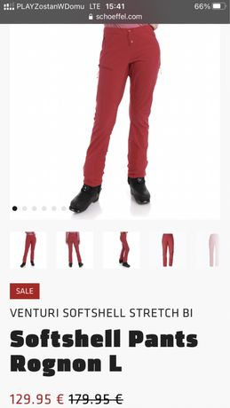 Spodnie SCHÖFFEL rozmiar 46 schoffel