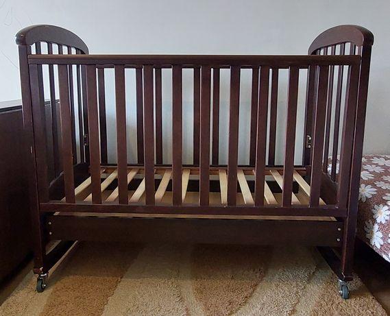 Дитяче ліжечко ТМ Верес Соня ЛД 9 з шухлядою