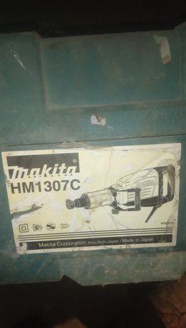 Чемодан для отбойного молотка Макита НМ 1307С