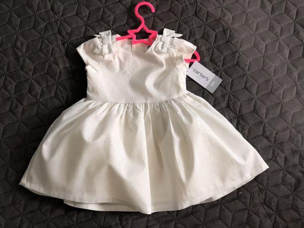 Красивое платье Carter's
