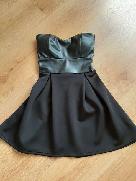 Sukienka czarna Tally Weijl