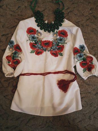 Вишиванка, вишита сорочка, рубашка
