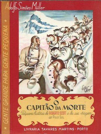 O capitão da morte – Roberto Scott e da sua viagem ao Polo Sul_Adolfo