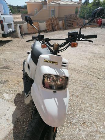 Yamaha Bws Naked 2010
