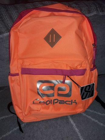 Nowy, neonowy plecak Coolpack