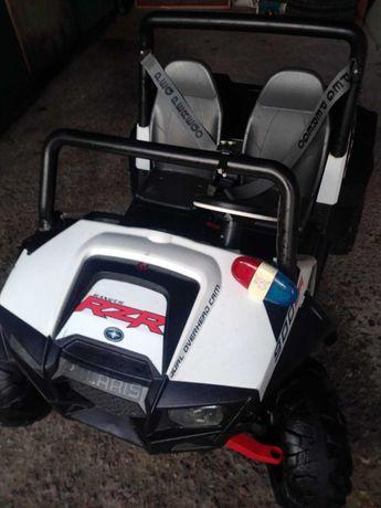 Квадроцикл-Электромобиль Peg Perego Polaris Ranger RZR 900