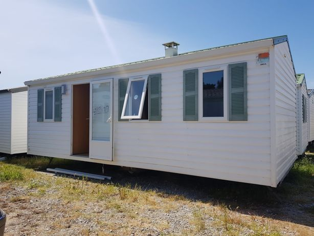 T2 8mx4m mobile home / bungalow / casa movel / casa pré-fabricada