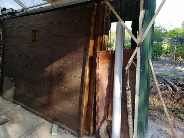 Anexo de madeira - 3m X 2,5m