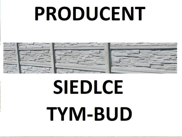 Ogrodzenie Betonowe , płyta + słupek , Producent