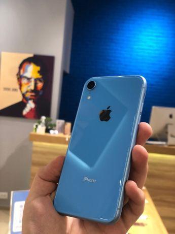 Б/У Apple iPhone XR 64GB/128GB/256GB | iPeople | Кредит | Обмін