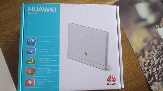 4G LTE wi-fi роутер Huawei B315s-22 стационарный под сим КС Лайф Водаф