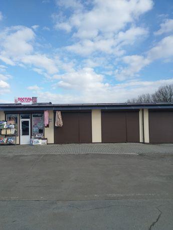Продам магазин в Дрогобичі по вул.П. Орлика (навпроти ринку)