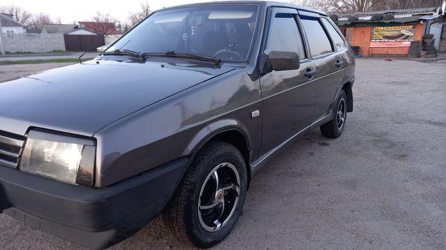 Продам ваз-2109  1989