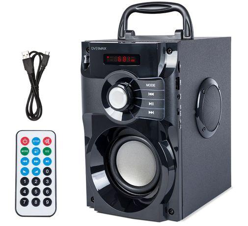 Głośnik Bluetooth OVERMAX Soundbeat 2.0 15W FM AUX SD radio budowlane