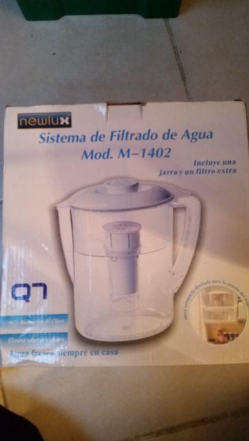Jarro purificador de água -Novo!