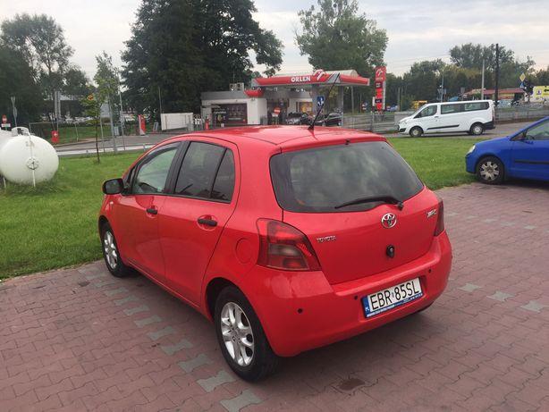 Toyota yaris 2008r. Polski salon