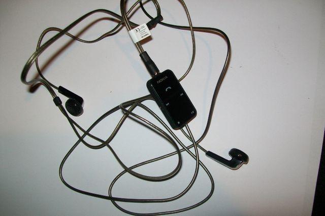 słuchawki Nokia music HS 45 + pilot AD-54