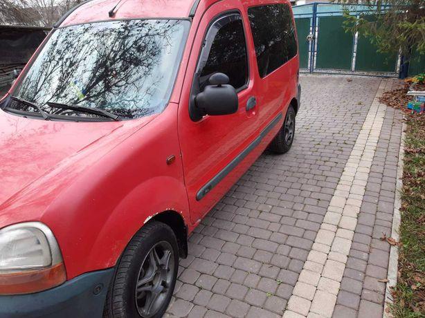 Renault kangoo пасажир,3500$