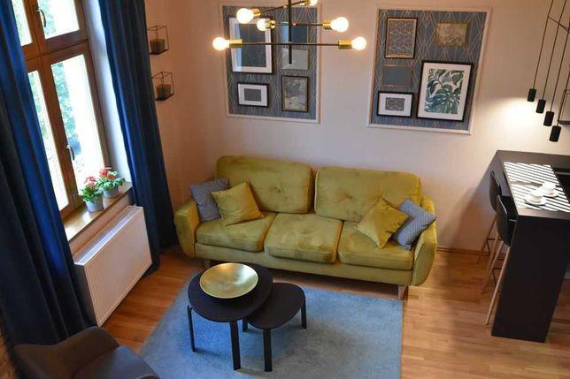 Dwupoziomowy apartament w centrum Poznania, apartment in Poznan