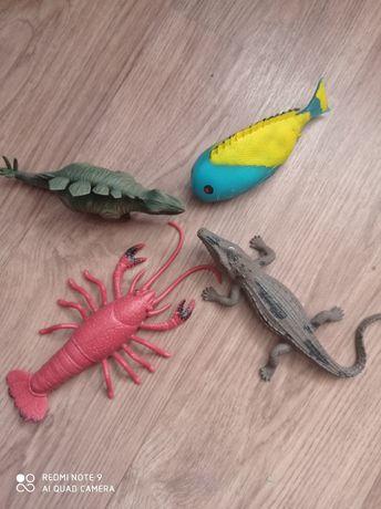 Резиновые игрушки (антистресс)