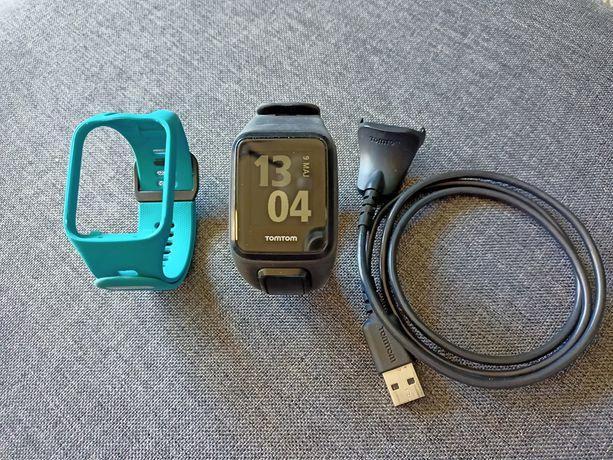 Zegarek sportowy GPS TOMTOM Runner 3