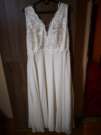 Suknia ślubna rozm. 50 Bonprix + BOLERKO
