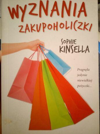 Wyznania zakupoholiczki - Sophie Kinsella
