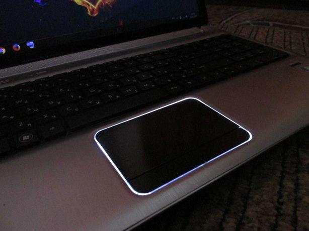 Игровий Ноутбук Метал HP/i7-3.4Ghz 8 ядер/10Gb!/Video 128bit+3ч