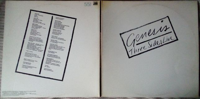 Пластинка Genesis 1982 ( LP)