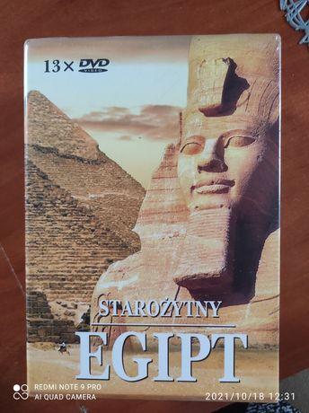 Starożytny Egipt. BOX DVD