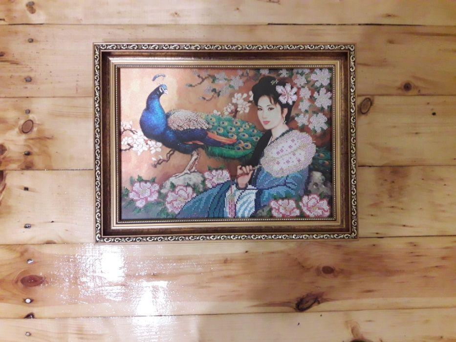 Продаємо гарні картини збісеру!від300грн!Львів!Ручнаробота!Бісер!Краса Львов - изображение 1