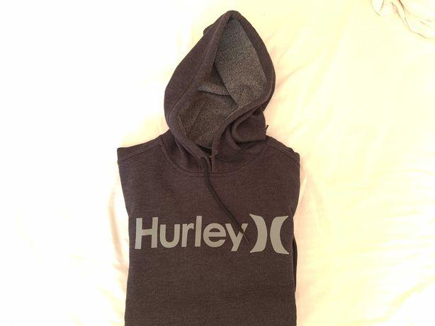 Swet de capuz hurley tamanho L