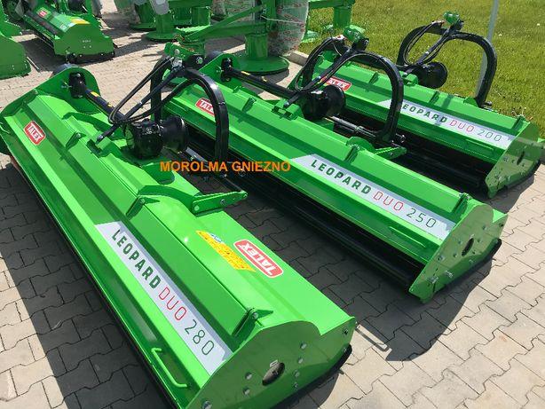 Leopard Duo TALEX kosiarka bijakowa do kukurydzy nieużytków mulczer