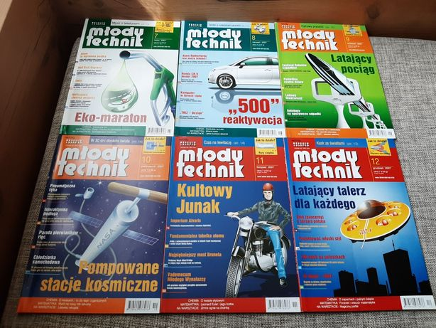 Czasopismo Młody Technik