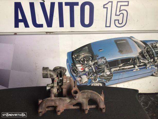 Turbo 1.9 TDI 105cv REF: 038253016k Gt1646V BXE BKC BXF