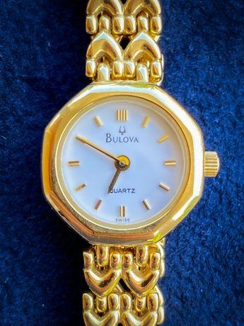 Relógio Bulova Lady Plaqueado a Ouro