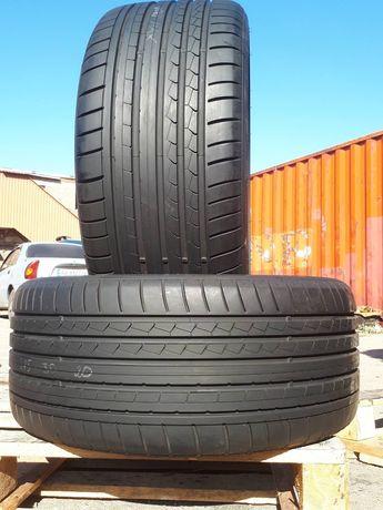 275.30.20 Dunlop SP Sport Maxx GT 2шт 7.5мм RFT идеальное состояние