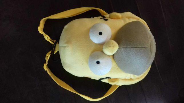 Plecak pluszowy Simson