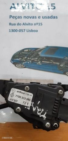 Pedal de Acelerador Renault Trafic