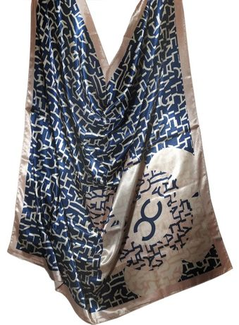 шёлковая косынка, платок