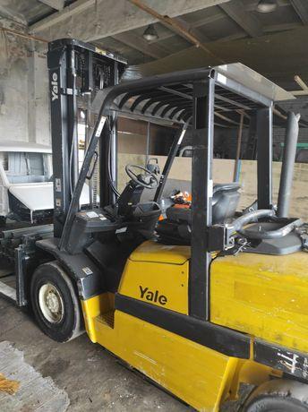 Yale (Hyster) GLP45MJ в наличии погрузчик 4,5 тонны