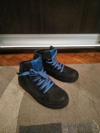 Шкіряні якісні черевики на хлопчика рр, 33