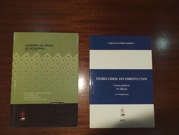 Livros de casos práticos
